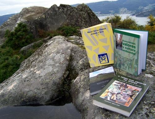 """Monte do Seixo"", Calros Solla. ""O verbo dos arginas de Avedra"", Feliciano Trigo Díaz. ""Sostenibilidad, valores y cultura ambiental"", Ricardo García e Pedro Vega. ""Andando a terra"", Manuel Hortas."