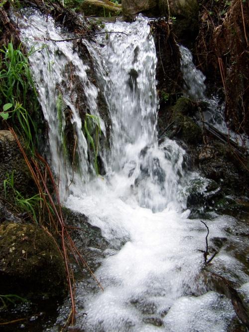 """Río Pornedo (PXOM de Marn """"dixit"""")."""