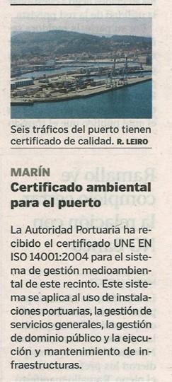 La Voz, 16 de abril de 2013.