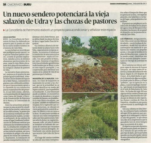 Diario, 19 de abril de 2013.