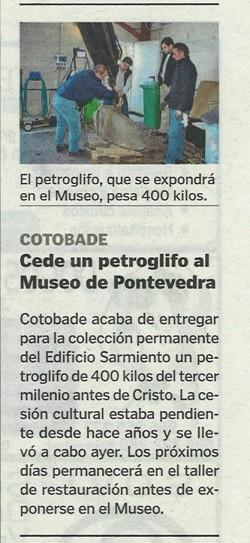 La Voz, 18 de abril de 2013.