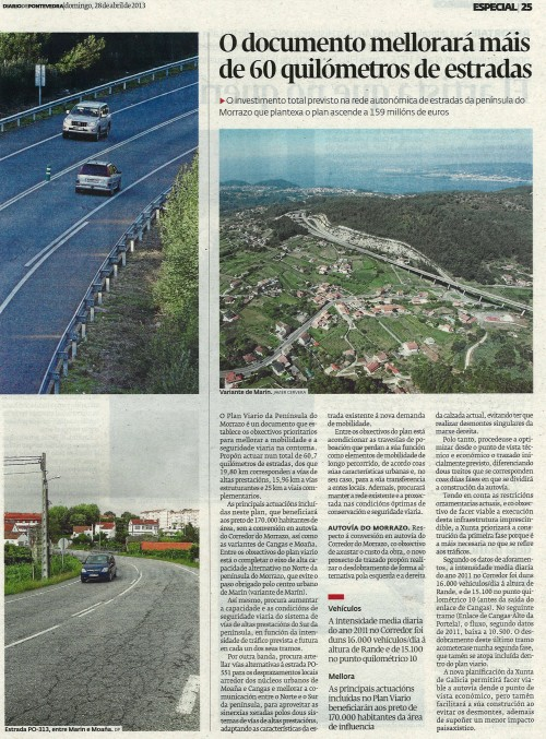 Diario, 29 de abril de 2013.