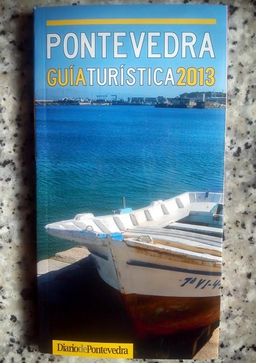 """Pontevedra Guía Turística 2013"" do Diario de Pontevedra (páxs 60-61)."