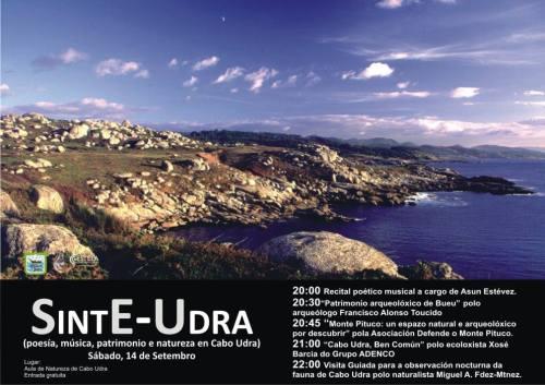 Xosnadas SintE-Udra, o sábado 14 de setembro.
