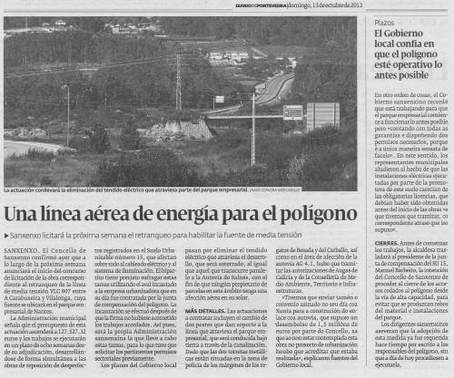 13 de outubro, Diario.