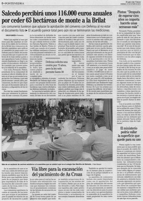 Faro, 27 de outubro de 2013.