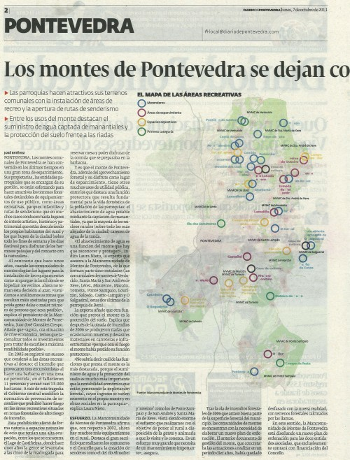 Diario, 7 de outubro de 2013.