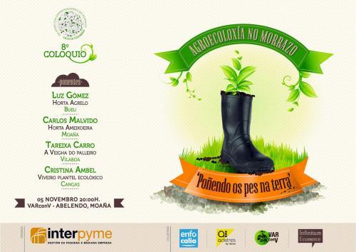 Experiencias sobre agroecoloxia no Morrazo.