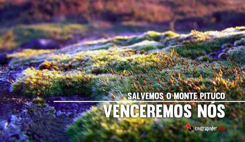 Contrapoder.info pola defensa do Monte Pituco.