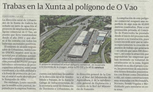 La Voz, 16 de abril de 2014
