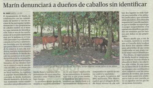 La Voz, 23 de abril de 2014