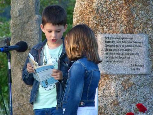 Homenaxe a Xan Montenegro no seu 3º cabodano.