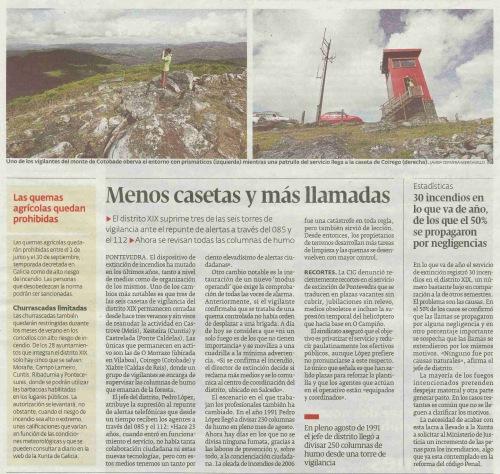 Diario, 30 xuño 2014.