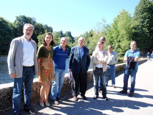Foto da Delegación territorial da Xunta en Pontevedra.