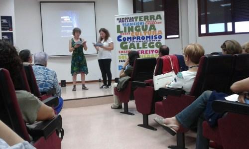 Entrega de Premios da Asociación Queremos Galego.