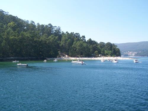 Praia de Tambo.