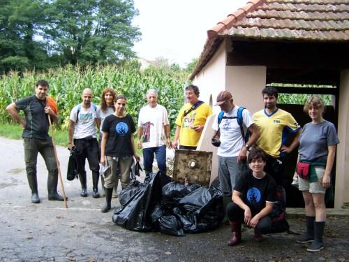 Proxecto Ríos no Loira, organizado por Ronsel.