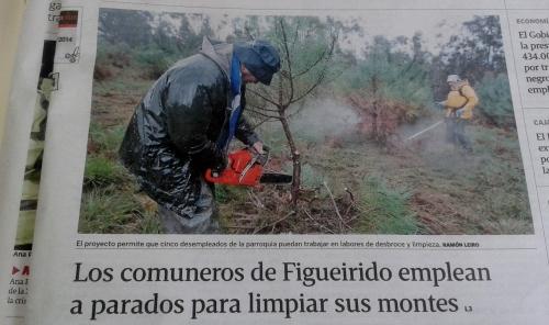 La Voz, 14 de outubro de 2014.