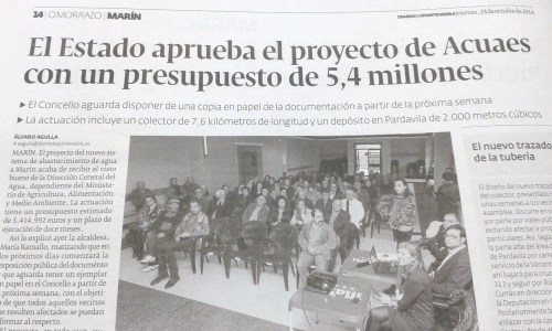 Diario, 24 de outubro de 2014.