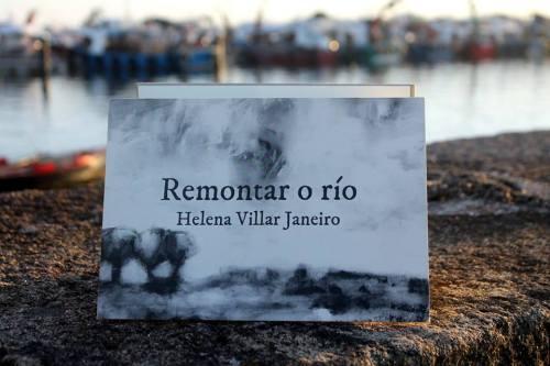 """Remontar o río"", de Helena Villar Janeiro."