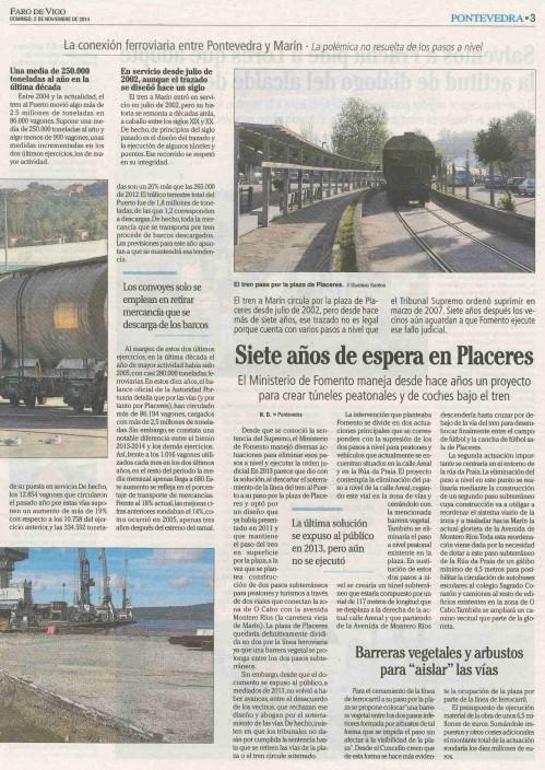 Faro, 2 de novembro 2014.