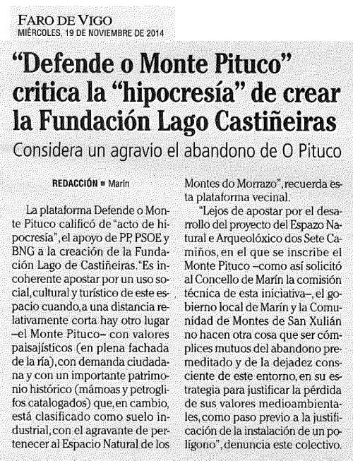 Faro, 19 de novembro 2014.