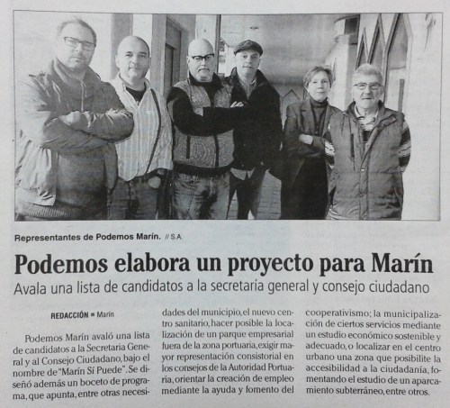 Faro, 2 de decembro 2014.