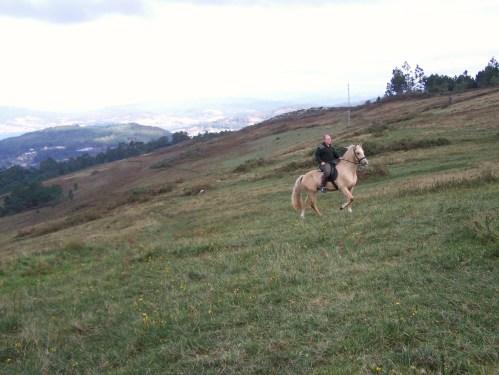 Ruta por Pastoriza coa Plataforma Montes do Morrazo.