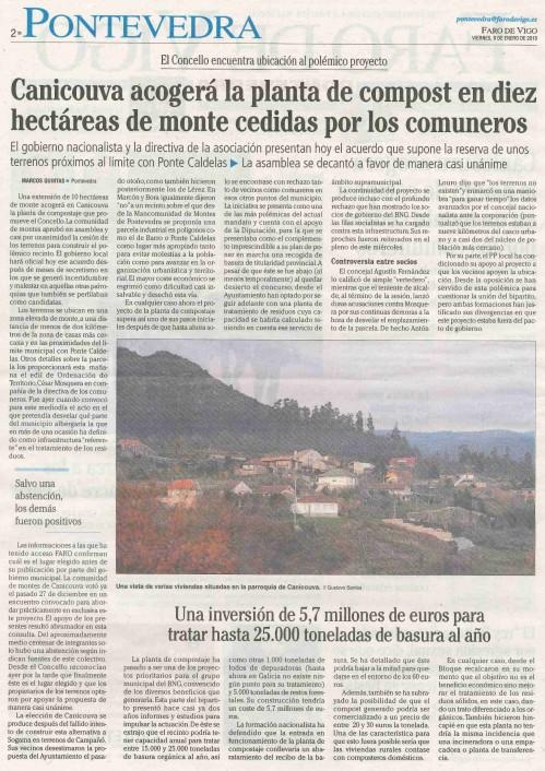 Faro, 9 de xaneiro 2015.