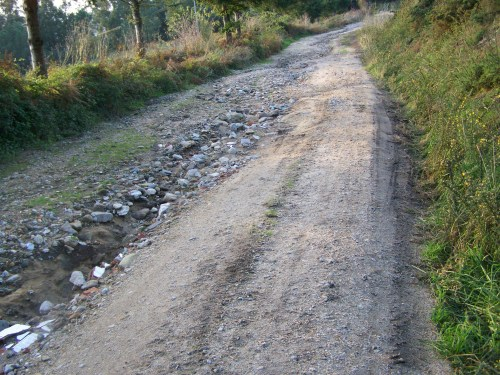 Pista do Monte Pituco.
