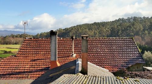Andaina por Castiñeiras con Plataforma Montes do Morrazo.