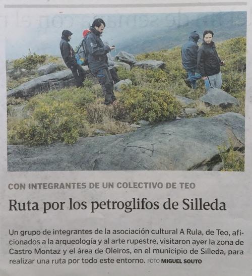 La Voz, 22 febreiro 2015.