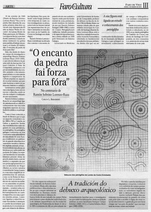 Faro, 5 de marzo 2015.