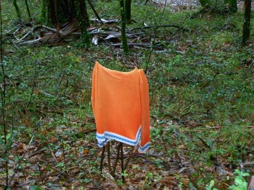 Peculiares maneiras de sinalizar os marcos dos matos.