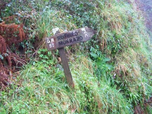 Ruta do Morrazo.