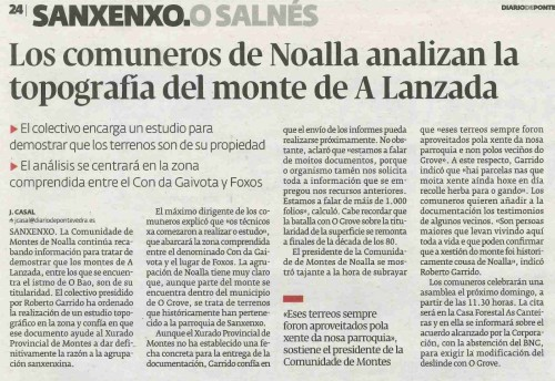 Diario, 12 marzo 2015