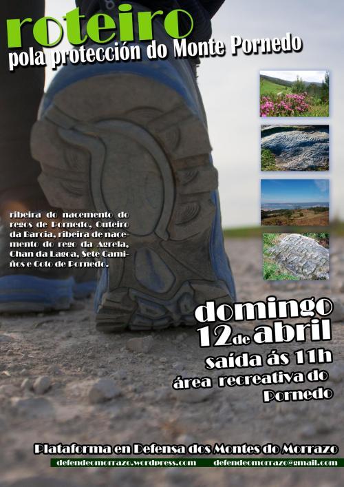Ruta polo Pituco organizada por Montes do Morrazo.