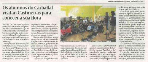 Diario, 30 abril 2015