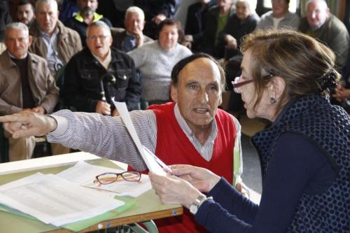 Laureano Allariz, ex-vicepresidente da Comunidade de Montes.