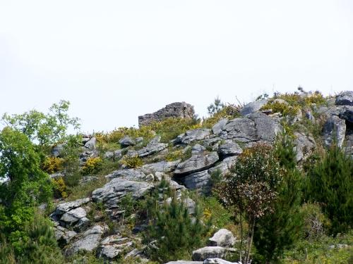 Roteiro polo Monte Gagán.