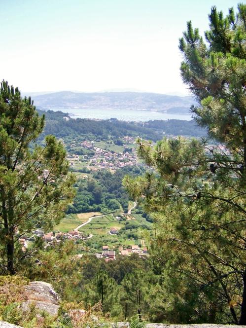 Roteiro pola Serra da Madalena.