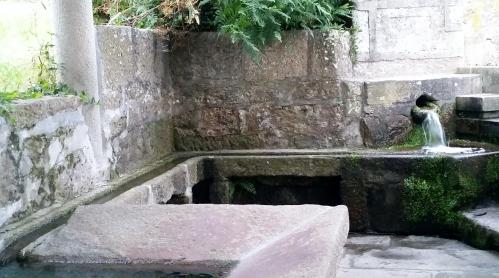 Fonte do lavadoiro do Carregal.