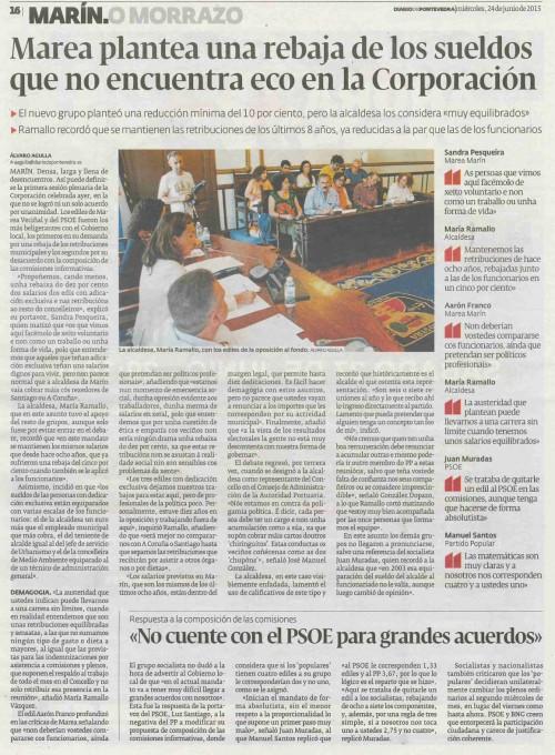 Diario, 24 xuño 2015