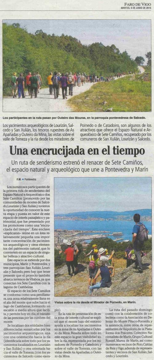 Faro, 9 xuño 2015