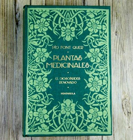 """""""Hierbas medicinales"""", Pío Font-Quer"""