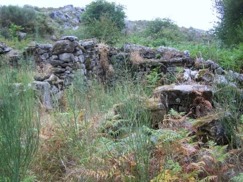 Antiga aldea As Cortes-Punxeiro