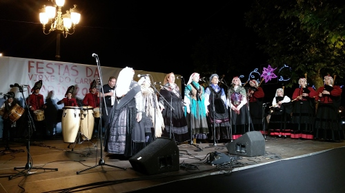 Festival Folclórico de Airiños, Festas do Carme 2015
