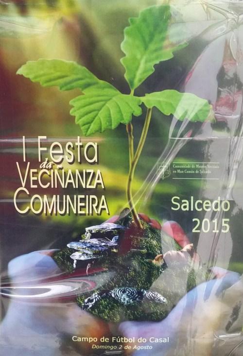 I Festa Comuneira de Salcedo