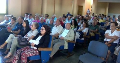 Asemblea constituínte da Asociación de Propietarios de Monte Privado.