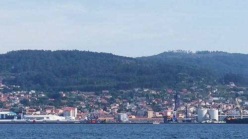 Vista do Monte Pituco dende Tambo